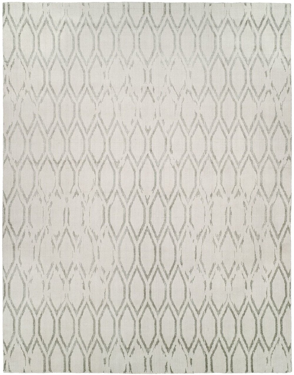 Gramercy - Platinum White