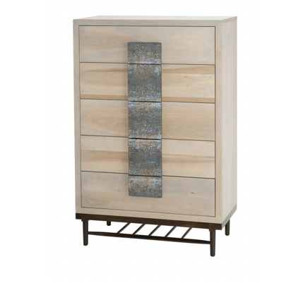 Maple Hill 5 drawer