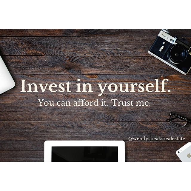 Investing in yourself at all times can be difficult when things aren't going as planned. As entrepreneurs, we often face challenges and situations along our journey to sustainability that show us how strong and resilient we can be. I can say that for me, every time I invest in myself, I win-even though the pathway might have a few obstacles. ✨ Investing in myself first and often has always led to success. The passion that I have for my real estate investing business is indescribable and it grows every day. Thank you for joining me along the way. ❤️ ✨ What are you passionate about? 💖 ✨ ✨ ✨ ✨ ✨ ✨ ✨ ✨ #womeninrealestate #fempreneur #realestateinvesting #womeninspiringwomen #realestateinvestor #bossup #bosschick #femaleempowerment #homeowners #womenwholead #bossmom #shemeansbusiness #bossmoves #femaleceo #girlbosses #homeowner #femaleentrepreneurs  #womenwhohustle #femalebusinessowner #womensupportwomen #theautomatedlife #workingwoman #businesswoman #successfulwoman #passiveincome