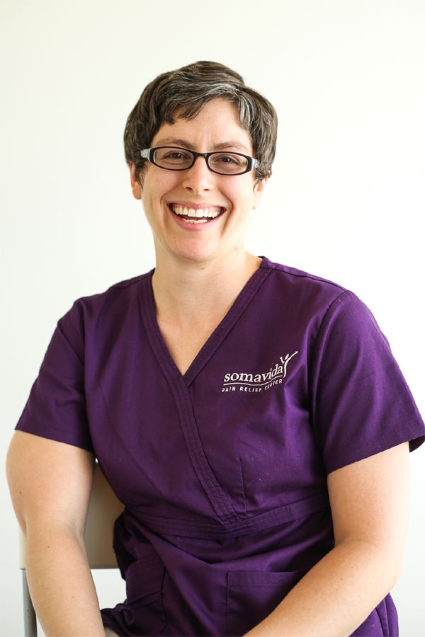 Sarah Lashley Certified Precision Neuromuscular Therapist Licensed Massage Therapist