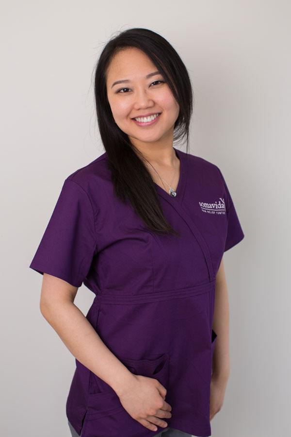Yu Suzuki Licensed Massage Therapist