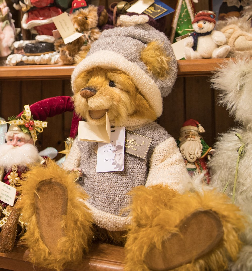 Teddy Bear Shop Hobart