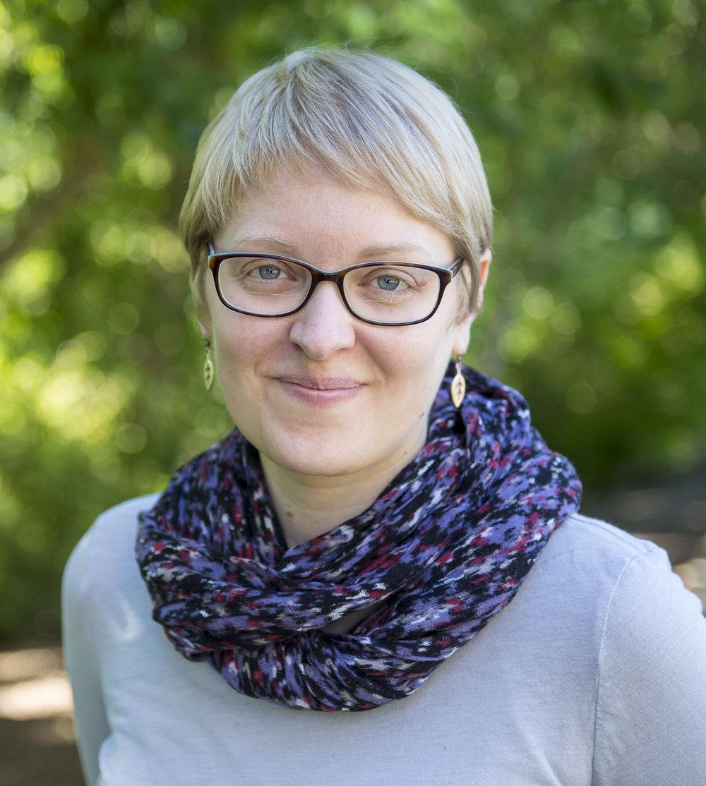 Katie Linder - fellow