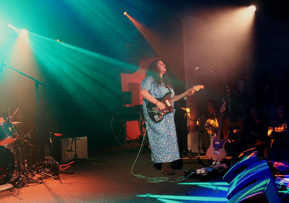 Q & A w/ Ellen Kempner of Palehound - I was able to ask Ellen a few questions about Palehound's success, her ridiculously cute cat, Syd, and more.