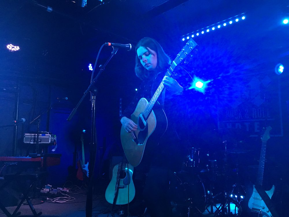Interview w/ Hollie Fullbrook (of Tiny Ruins) - Back in March, I had the privilege of speaking to one of my personal musical heroes, Hollie Fullbrook of Tiny Ruins.
