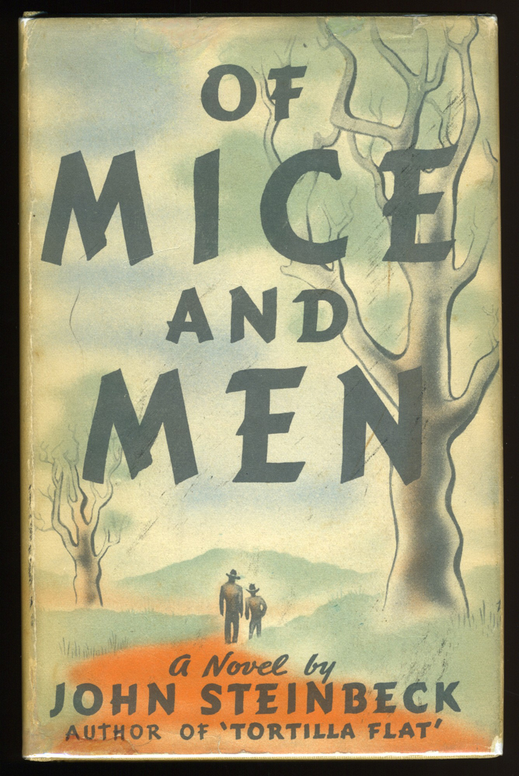 of mice and men film book comparison Within the last few days, we gazed upon a new movie, in marvel of its exciting comparison to the plot of the book, of mice and menthe movie, as well as the book, could be shown as a playwright, as the plot of the story can be pronounced in a series of ways, such as book, movie, and play.