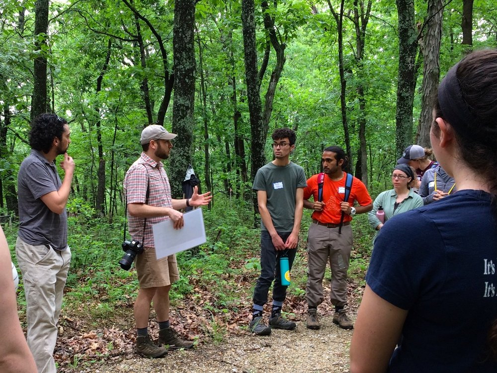 """My mentor was very passionate about his research and that really showed. He made an effort to connect with us and talk about the research project in detail and how it fit into the ecology as a whole. His excitement and passion was contagious and the summer was incredible!"""