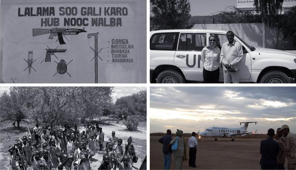 "Baidoa ""airport"", Somalia 2006"