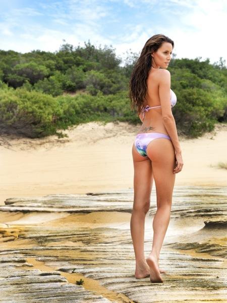 Lisa Blue Pegasus Bikini