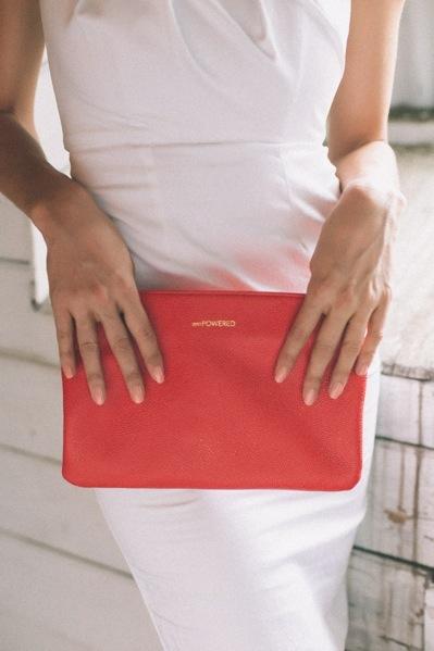 Dress - Magdalena Duma, Bag - emPowered Bag