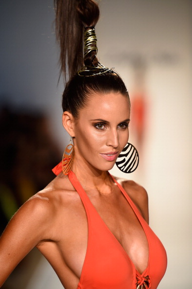 TRESemme at Dolores Cortes Mercedes-Benz Fashion Week Swim 2015 - Runway