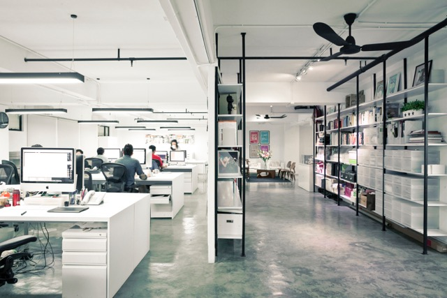 CTP studio in Hong Kong