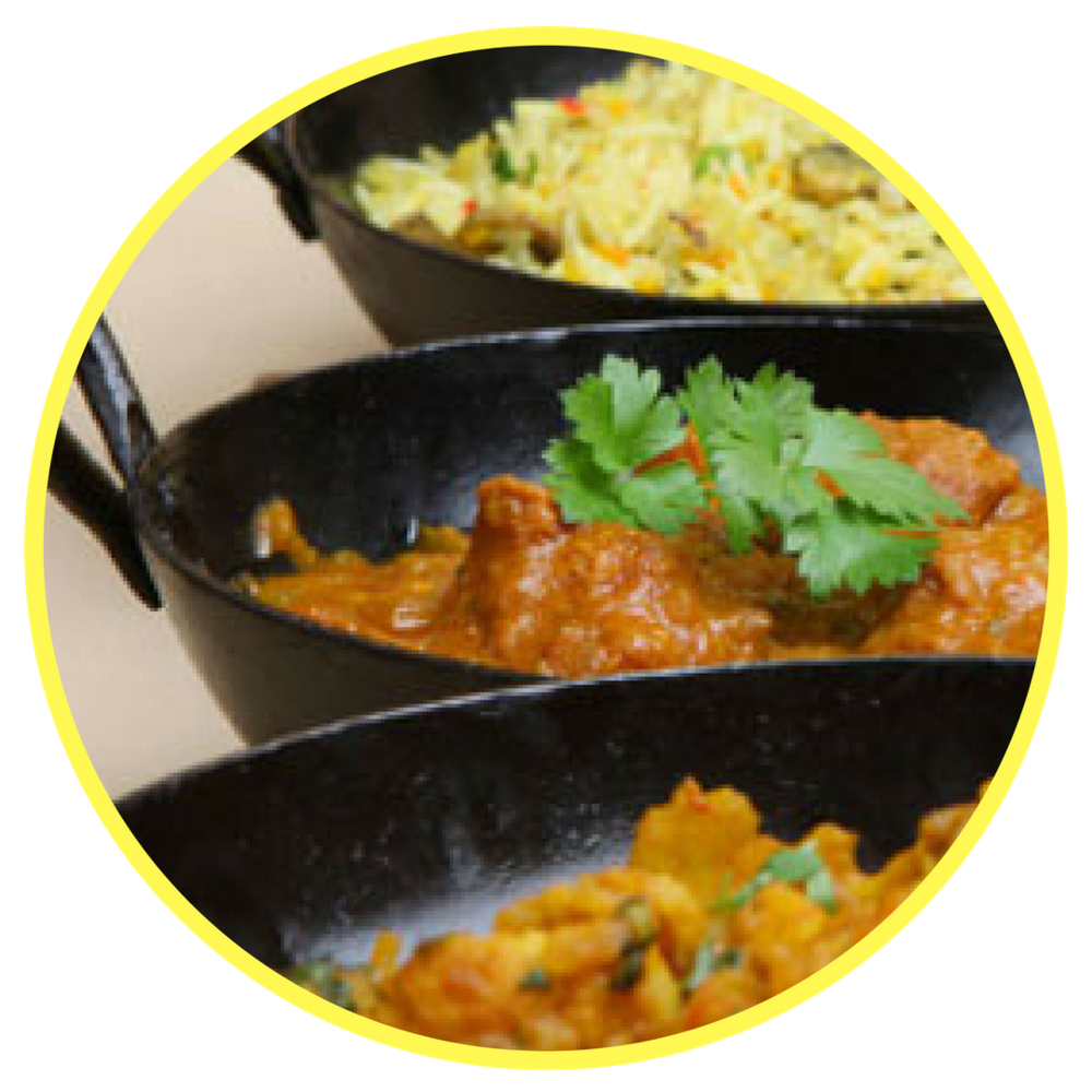 An Indian Feast! - All you can eat gluten free, vegan Indian food (plus other delicious foods, beverages, and snacks!!!)