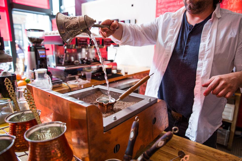 LA Downtowner Strada Coffee 5