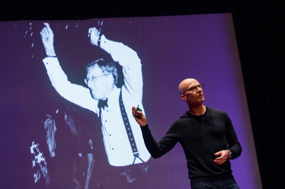 David Stewart at TED