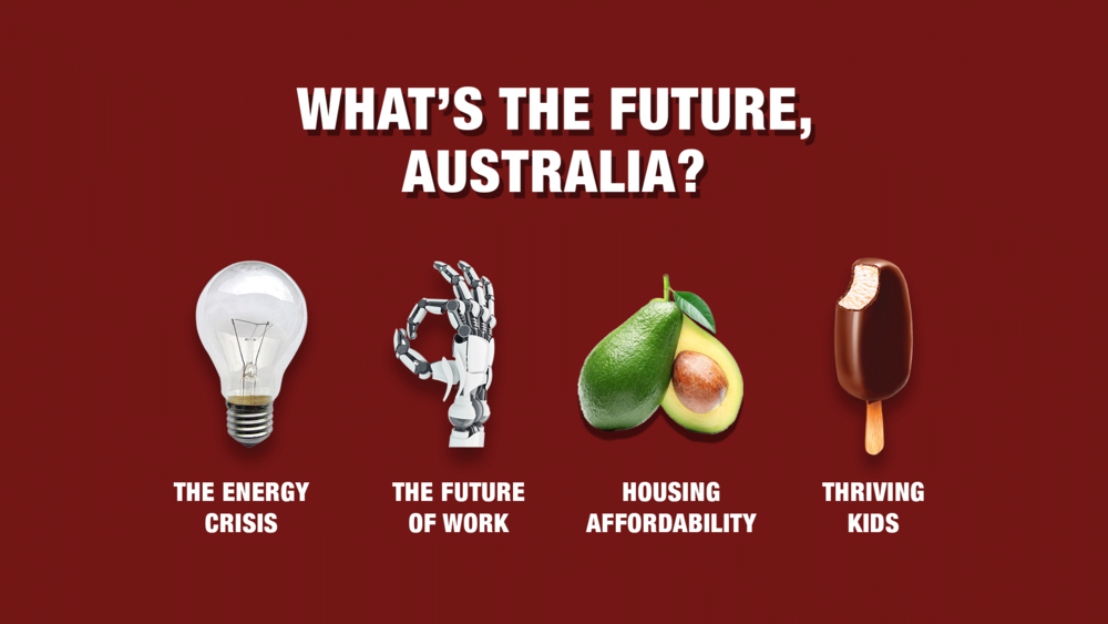 What's the Future, Australia? Synthesis Report -
