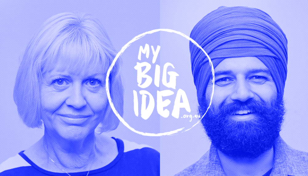A nationwide ideas competition focused on creating positive change on the ten things Australians care most about. Leading organisations supported the top 10 ideas to be brought to life. -