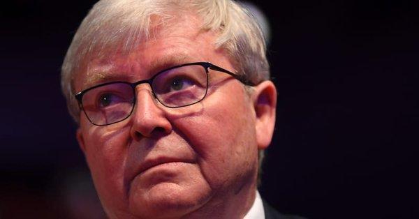 Ralph Ashton on Kevin Rudd - The Australian Financial Review