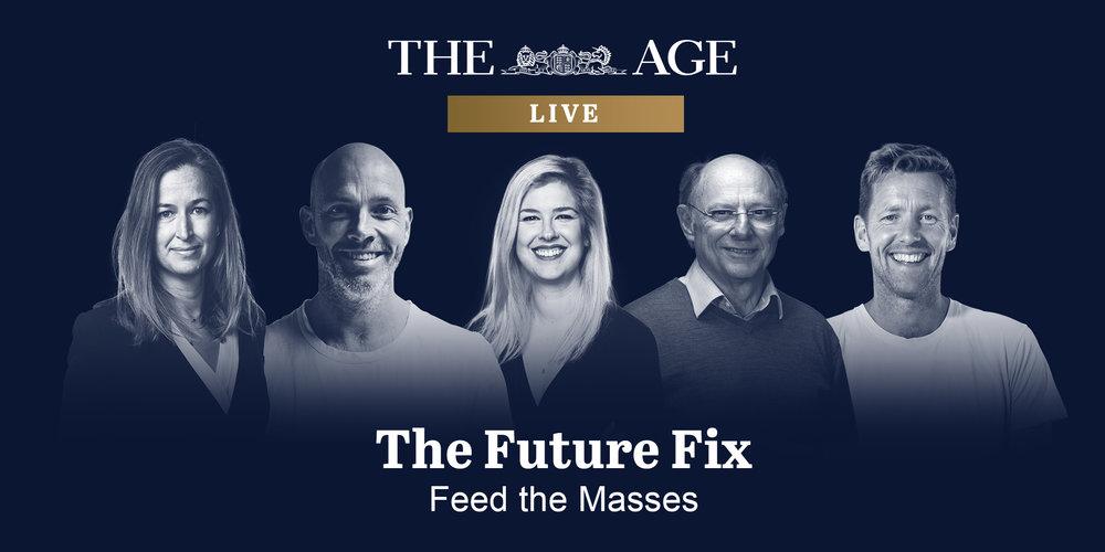 The Future Fix Feed the Masses Event Melbourne