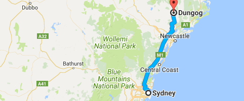 syd to dungog.png