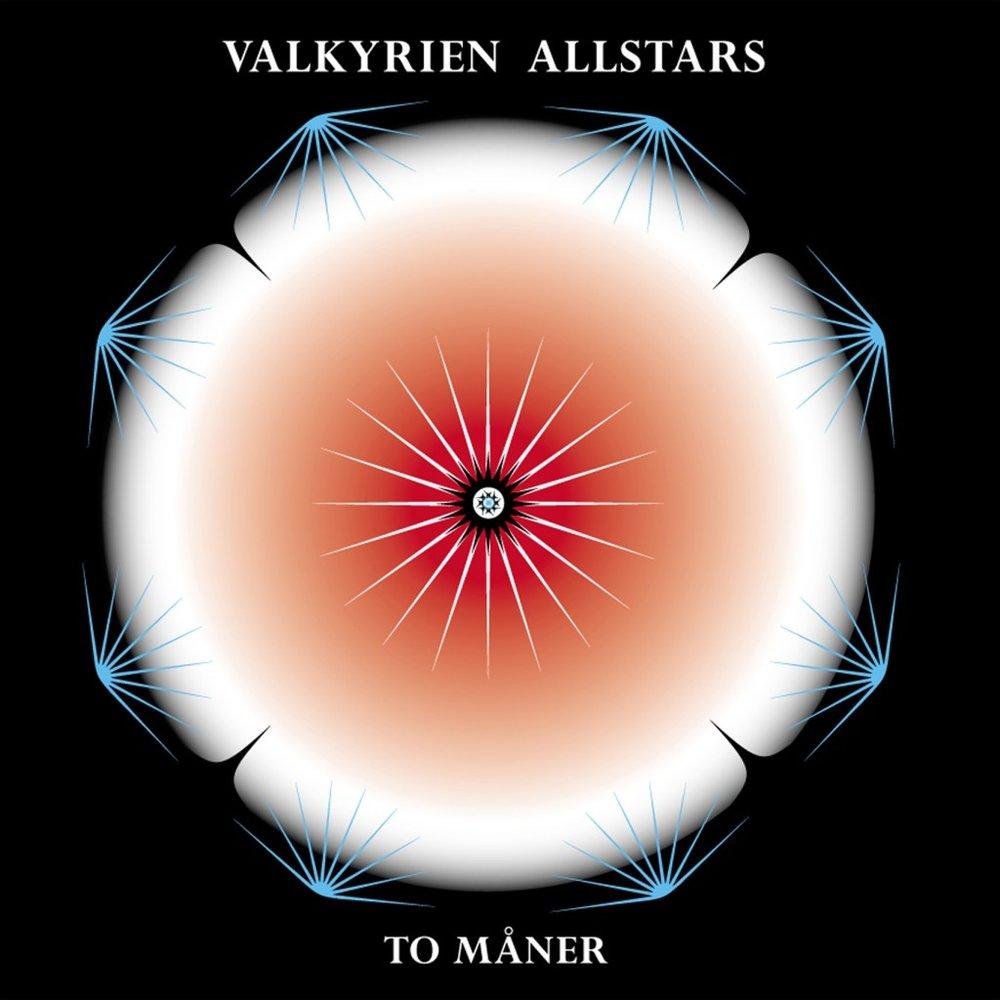 Valkyrien - To måner cover