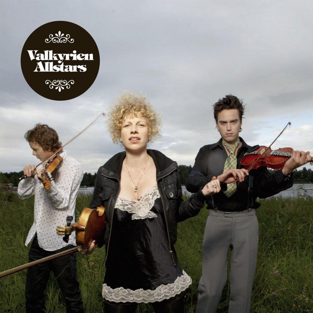 Valkyrien - valkyrien - cover