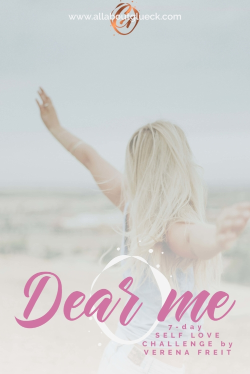 If you want to start your self love journey with a clear guideline and a bunch of exercises and good habits to follow along, sign up for this great FREE 7-day-challenge! http://bit.ly/dearmeoptin