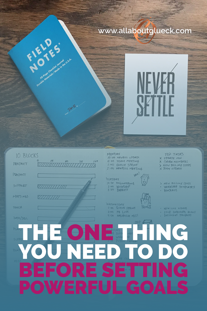 Before even thinking about big life-changing goal setting, you need to take a good look at your why! Once you're clear on that, nothing will be able to stop you! Learn how to uncover your why RIGHT HERE! And don't forget to sign up for more resources at the end! http://bit.ly/Opt-inHappyMail2018