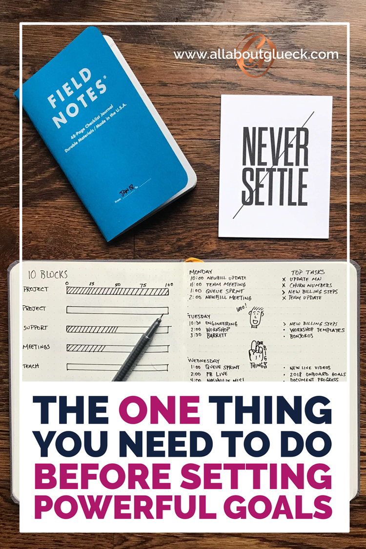 Before even thinking about big goal setting, you need to take a good look at your why! Once you're clear on that, nothing will be able to stop you! Learn how to uncover your why RIGHT HERE! And don't forget to sign up for more resources at the end! http://bit.ly/Opt-inHappyMail2018