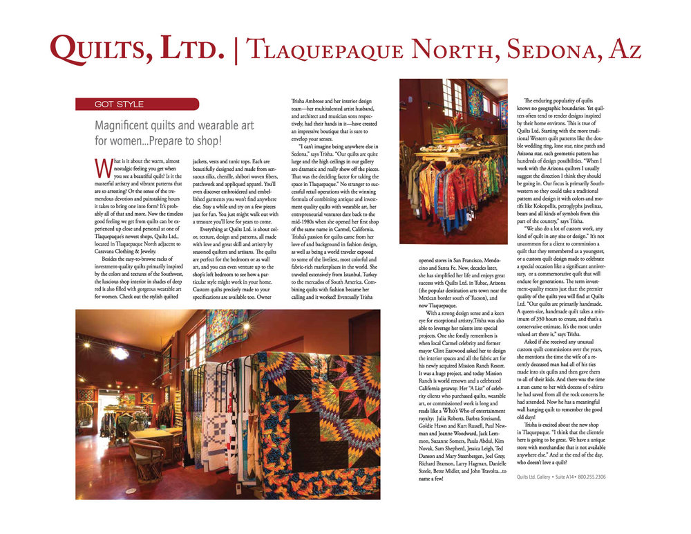 Click Image above to read our feature in Discover Tlaquepaque