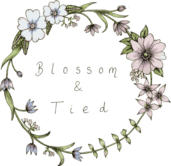Blossom and Tied