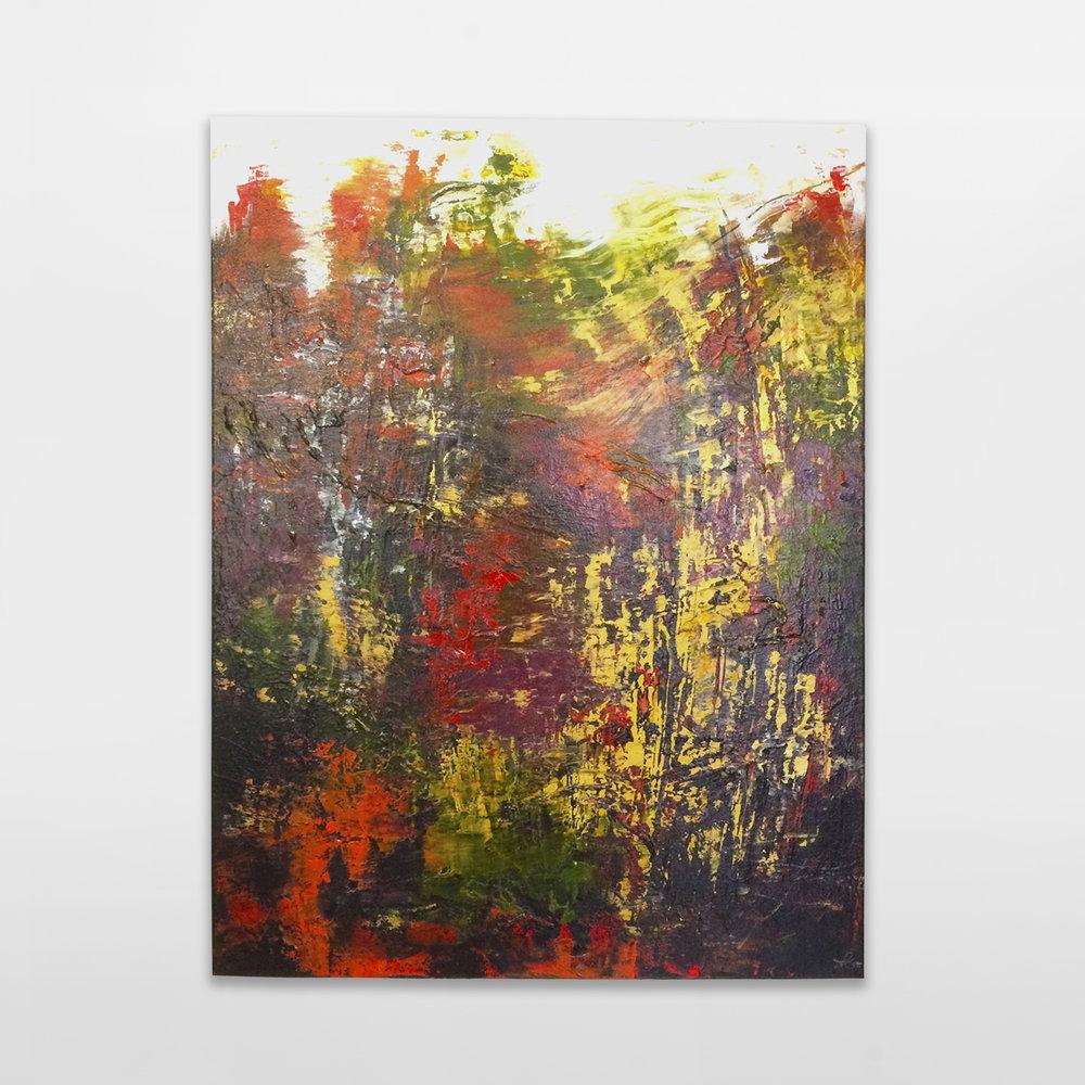 Autumn / 80 x 50cm