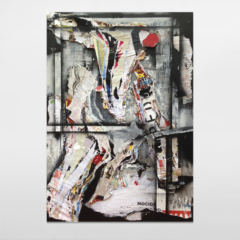 Leftover Landscape I / 73 x 49.5cm