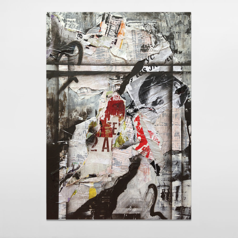 Leftover Landscape III / 73 x 49.5cm