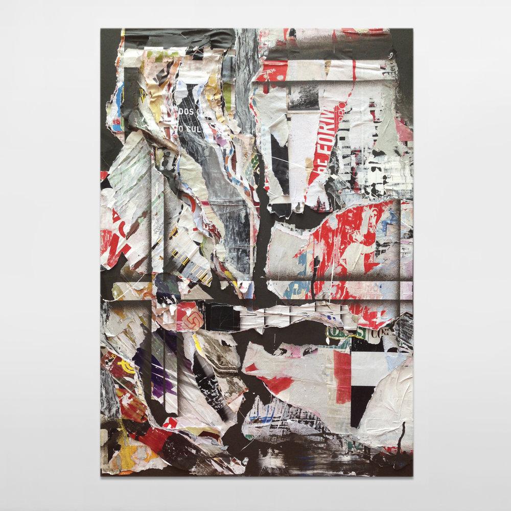 Leftover Landscape II / 73 x 49.5cm