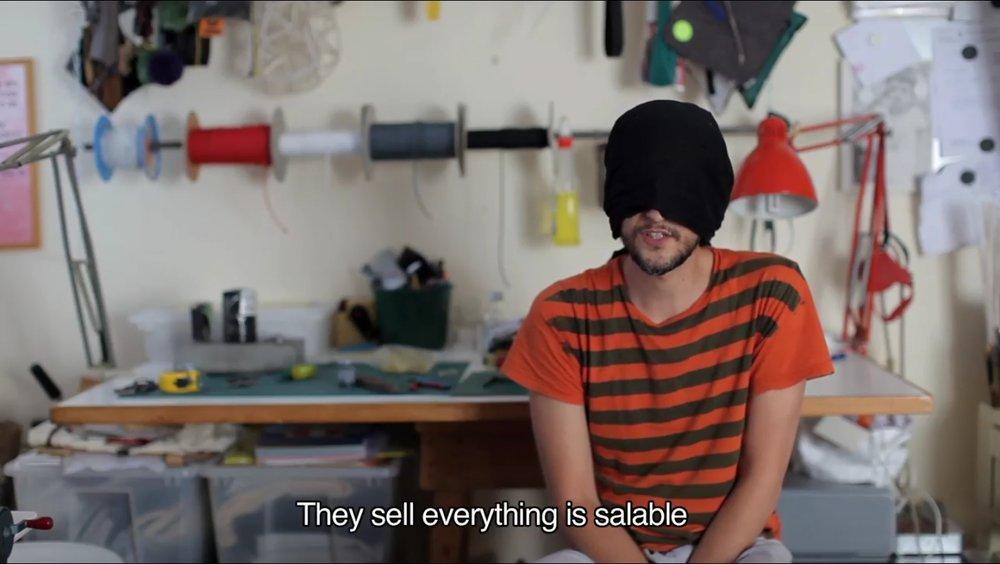 Still from documentary   2013