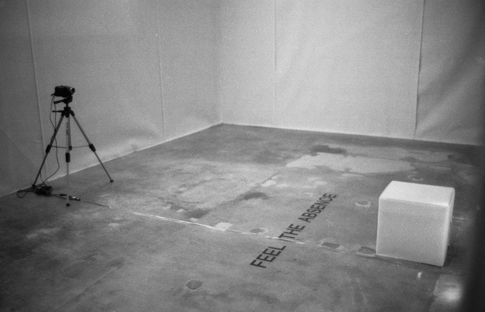 Rotation White (Rotation F to M selection project) | International Prize for Performance | curated by Galleria Civica di Arte Contemporanea di Trento and Marina Abramovic | Centrale di Fies | 2005