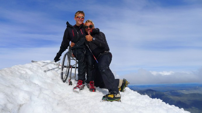 Wheelchair on the summit.jpg