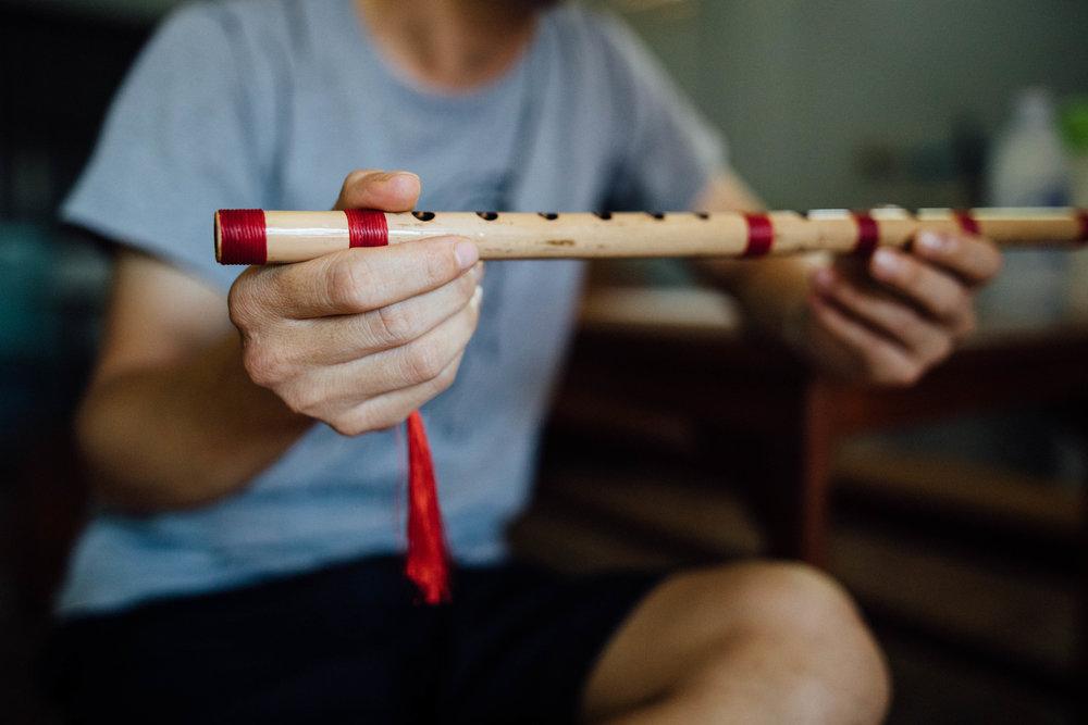 Lafang's Dizi Flute.