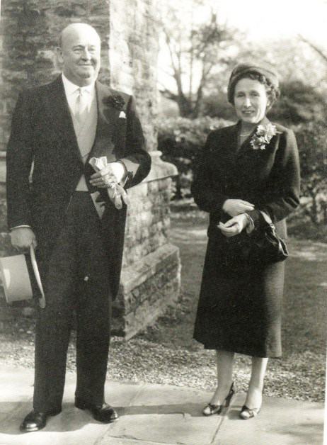Graham and Evie Williams