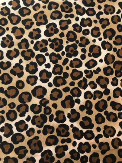Golden Cheetah - **NEW FABRIC AUTUMN 2018**