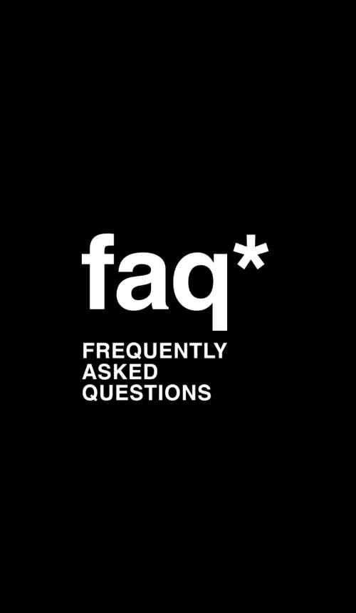 faq (preguntas frecuentes)