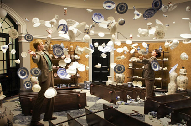 Cloud Atlas dishes