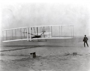 The Wright Brothers Aeroplane