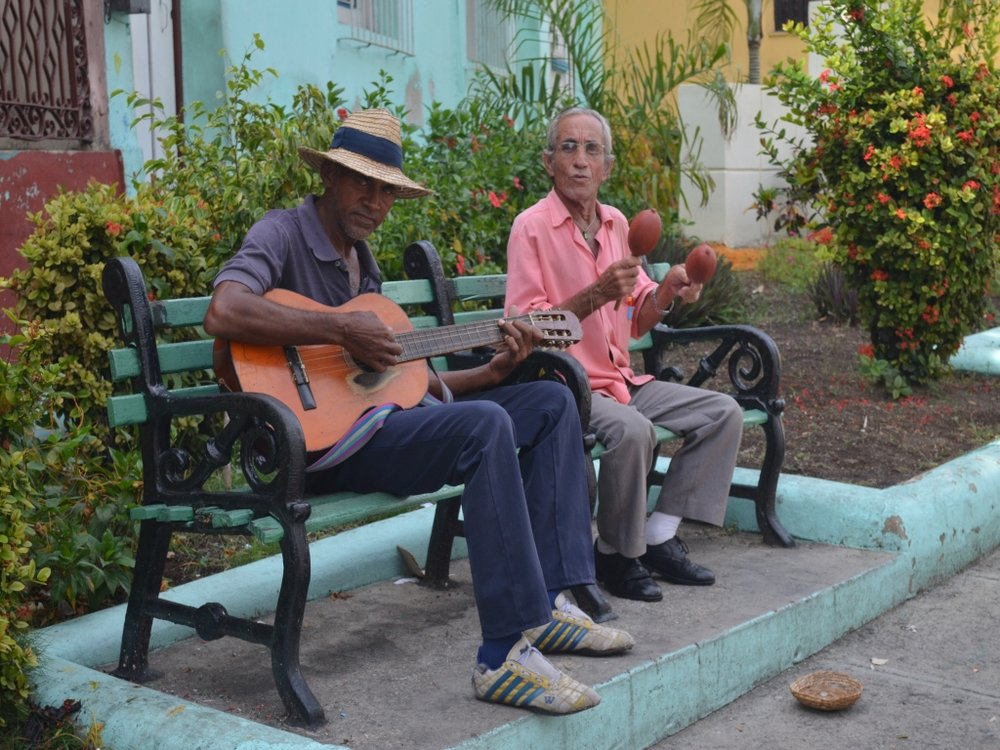 Trovadores de Santiago de Cuba