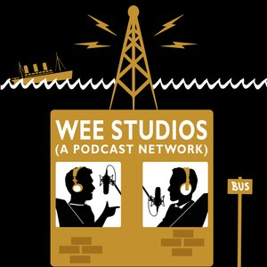 The WEE Studios Logo (No, they are not underwater)