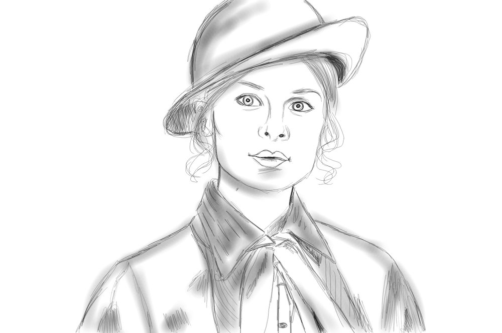 Fleur Delacour: If rainbows and Care Bears were people then they'd be her. Fight us on this one. -
