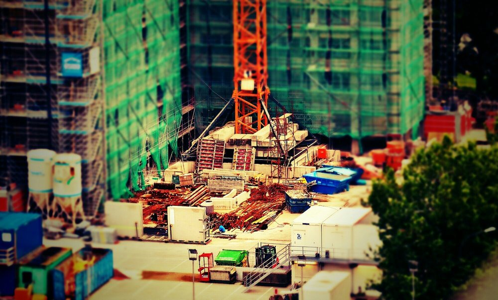 Drone use in the construction industry — ALTITUDE58