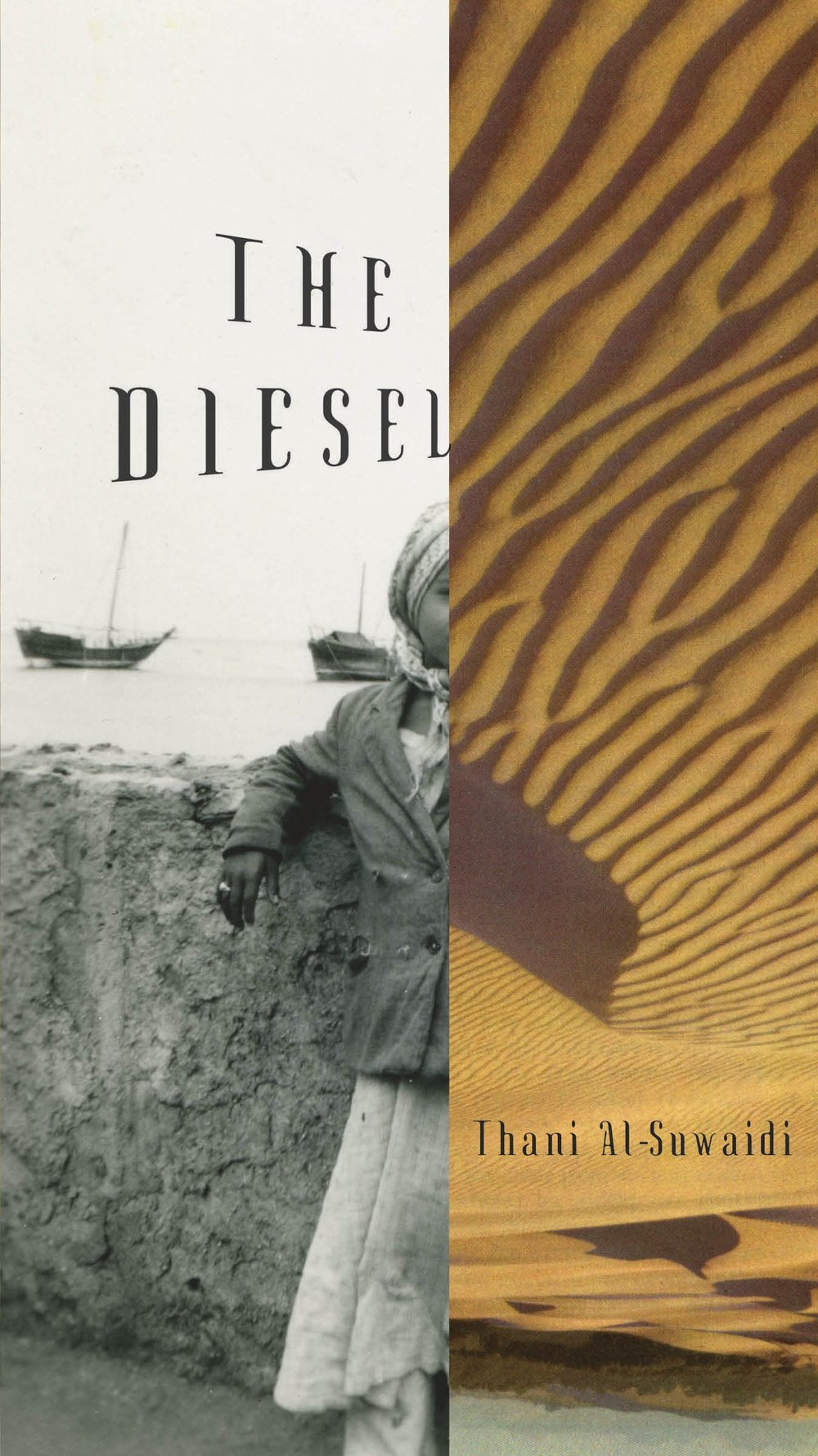 the diesel - by thani al-suwaidi & william m. hutchinsFiction, 4,5