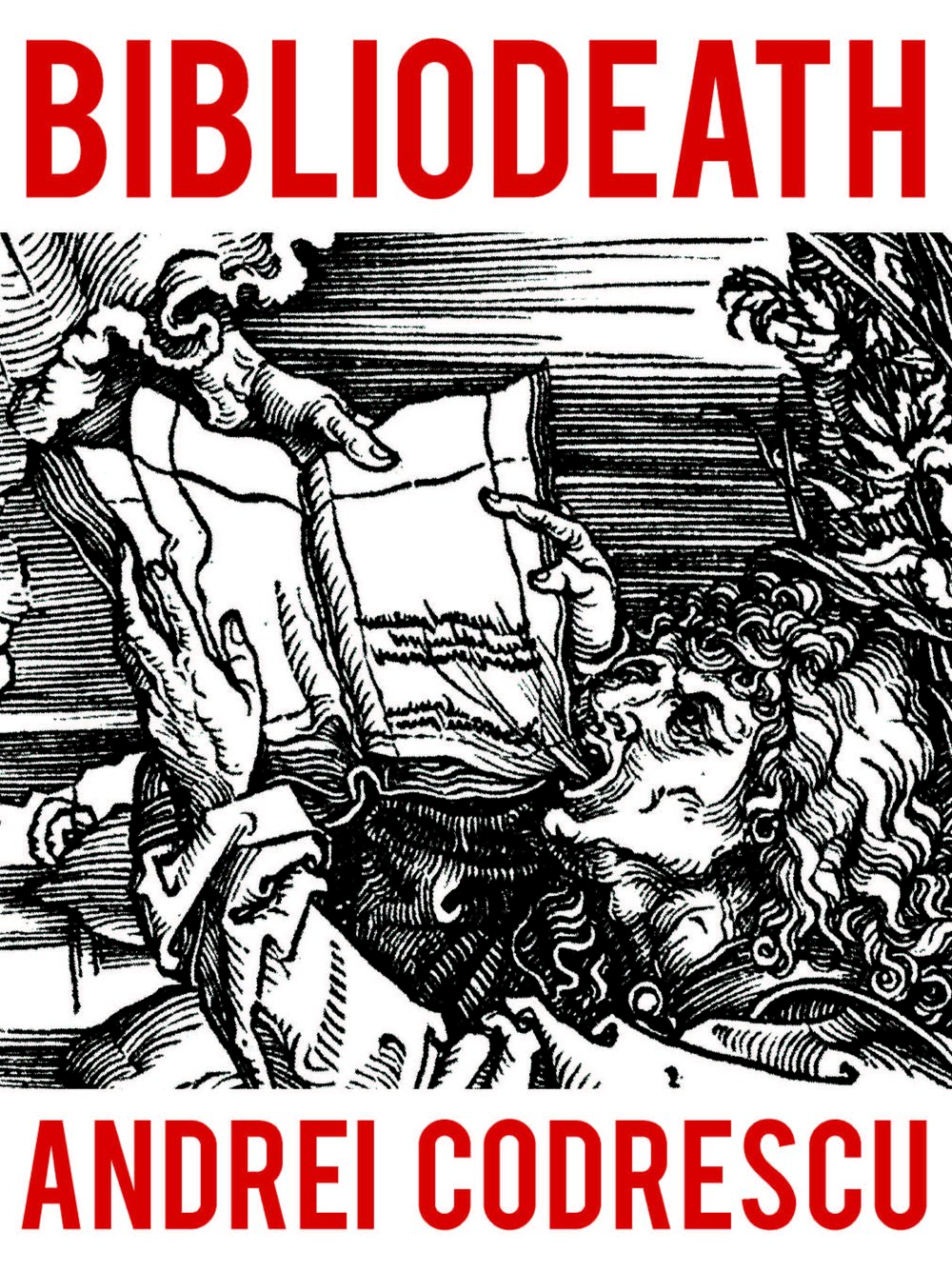 bibliodeath: my archives (with life in footnotes) - by andrei codrescuMemoir, 6